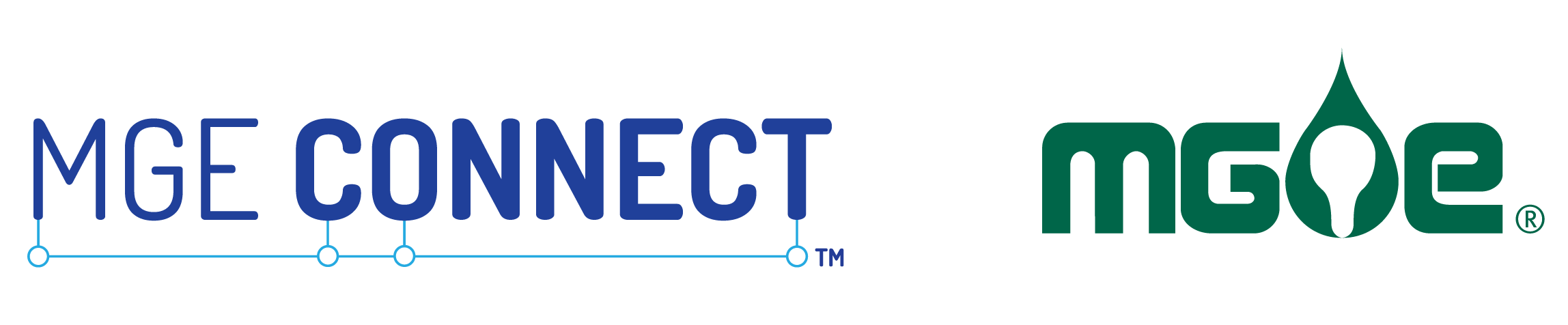 MGE Connect™ logo